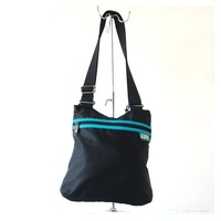 popular leisure bag,, one Shoulder,metail:fabric,25x 29cm, suitable for travel or Leisure,two colors,skyblue,free shipping