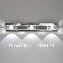 Free shipping bathroom illuminated mirrors(China (Mainland))