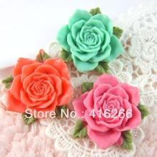 resin flower promotion