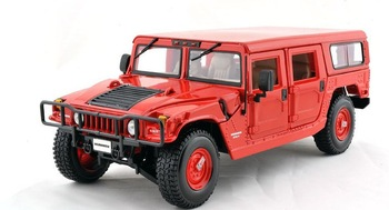 Free shipping 1:18  red car  model /25.6 *13.7 *9.6cm/ alloy metal car