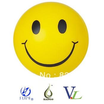 Smiley Anti Stress face ball