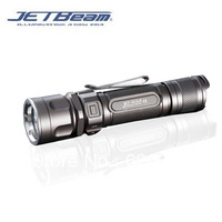 FREE shipping/Wholesale JetBeam JET-III 3M XML 450lm 2-Mode/3-Mode Zooming LED Flashlight (1*18650/2*CR123)