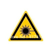 Equipment safety labels mechanical warning labels triangle label