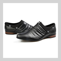 FREE SHIPPING! 3 style models men's oxford shoes, leather wedding dress shoes, men's casual leather shoes, size:39-44 hot sale!