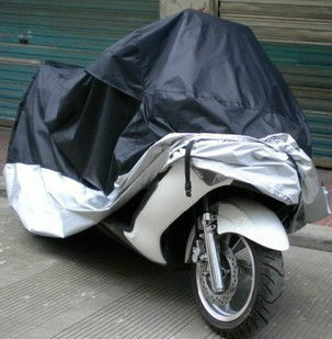XL Motorcycle Cover with Waterproof Motorbike Water Resistent Rain UV Protective Breathable Outdoor Extra Larger storage bag(China (Mainland))
