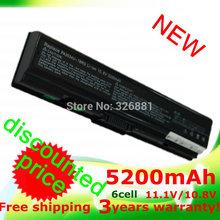 5200mAh Battery For Toshiba PA3533U-1BAS PA3535U-1BAS  PA3727U-1BAS PABAS099 PA3534U-1BAS PA3535U-1BRS PA3727U-1BRS PA3534U 1BRS(China (Mainland))