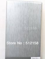 Custom Water Transfer Printing Film /Transparent Film - Metallic silver wire WIDTH100CM GWA105-1