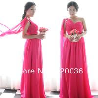 Free shipping 2013 Design Long Evening DressThe Bride Evening Dress