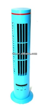 free shpping  digital USB hot travel fan digital slim tower fan quiet LED 3 speed table fan desk fan