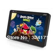 JXD S18 Upgrade Version Android 4.1 Cortex A9 1GHz 512MB 4GB touch Screen mini tablet pc Free shipping 2pcs/lot