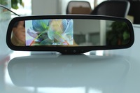 China rearview mirror 4.3inch monitor/parking mirror