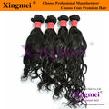 2pcs lot 12- 40 inches 5A grade unprocessed top quality natural curl wet and wavy virgin brazilian hair