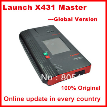 Wholesale--Update On Launch official website every country Launch X431 Master scanner Global Version DHL/EMS Free Shipping
