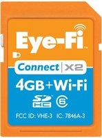 Freeship+ Emperorship slr eye fi 8g sd wireless wifi eye-fi wireless memory card two pieces 5% discount buy it now!