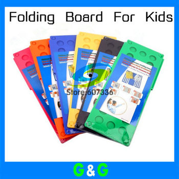 2014 New Arrival Free shipping Magic Fast Speed Folder Clothes Shirts Folding Board for kids clothes folders