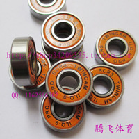 20PCS Skating shoes bearing 608 ilq-9 twincam chromesteel speed , small