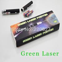 PAISEN A1 200mw 500mw  Green Laser Pointer Flashlight High Power Laser Pen light