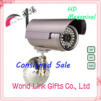 720P H.264 megapixel HD wireless waterproof ip camera IP