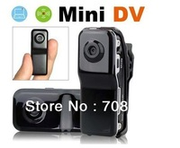 With Water Proof case Free shipping Hot Selling  MD80  DVR Sports Video Camera Mini DVR &DV 2GB/4GB/8GB(optional)