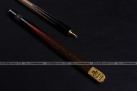 Advanced hand made snooker Cue Genuine security OMIN Billiard Cue Union series Hell red lips