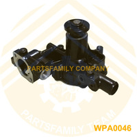Cooling Water Pump for Yanmar 4TNV84 4TNV88 Excavators Skid Steer Loader&Other Machinery