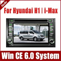 2-Din Car Radio Car DVD Player for Hyundai H1 H300 iMax iLoad i800 with GPS Navigation TV BT USB AUX iPod 3G Audio Video Sat Nav