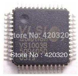 free shipping Vs1003B mp3 decoder chip(China (Mainland))