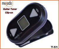 New Hot ! LCD Electronic Digital Violin Guitar Metronome Chromatic Bass Ukulele Generator Tuner Freeshipping Dropshipping T-51
