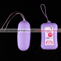 Wholesale 6 pcs/lot 38-speed wireless remote vibrator vibrating egg bullet for female sex toys adult products XQ-606