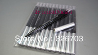 NEW!!(12PCS/LOT)FREE SHIPPING NEW 2 IN 1 EYESHADOW & EYELINER PENCIL EYE SHADOW EYE LINER