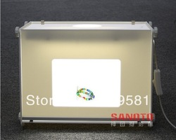 Free Shipping Professional Portable Mini Photo Studio Photography Light Box Photo Box MK50 For Network (EBAY) seller 510*400*390(China (Mainland))