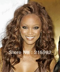 New Arrival!!! Loose wave 100% Indian human hair cheaper and best Silk top full lace wig(China (Mainland))