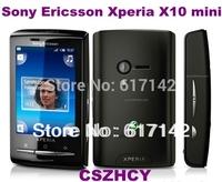 E10i Original Sony xperia X10 Mini Unlocked Smart cellphone GPS Android OS.Wi-Fi 5MP Refurbished DHL EMS Free shipping.