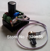 Free shipping   DC Motor Speed Control 5V-110V Max 5A PWM MACH3 Speed Control New