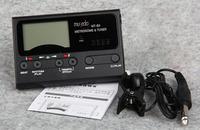 Brand New Hot ! 20pcs Electronic Digital 3 in 1 LCD Violin Guitar Metronome Tone Generator Tuner Freeshipping Dropshipping MT-80