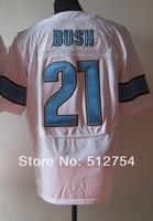 #21 Reggie Bush Jersey,Elite Football Jersey,Best quality,Authentic Jersey,Size M L XL XXL XXXL,Accept Mix Order