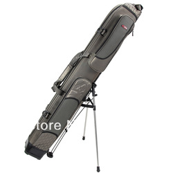 1.25 m stainless steel stand bag the package Taiwan fishing package fishing gear package the fishing packages Angeles fishing(China (Mainland))