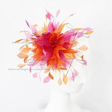wholesale fuschia hair accessories