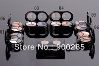 6 Colours Free shipping  Warm Color Makeup Palette Eye shadow 2231