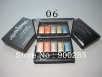 5 Colours Free shipping  Warm Color Makeup Palette Eye shadow 2221