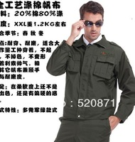 10% off Long sleeves safety clothing set/ autumn and spring industrial safety clothing with 6 colors