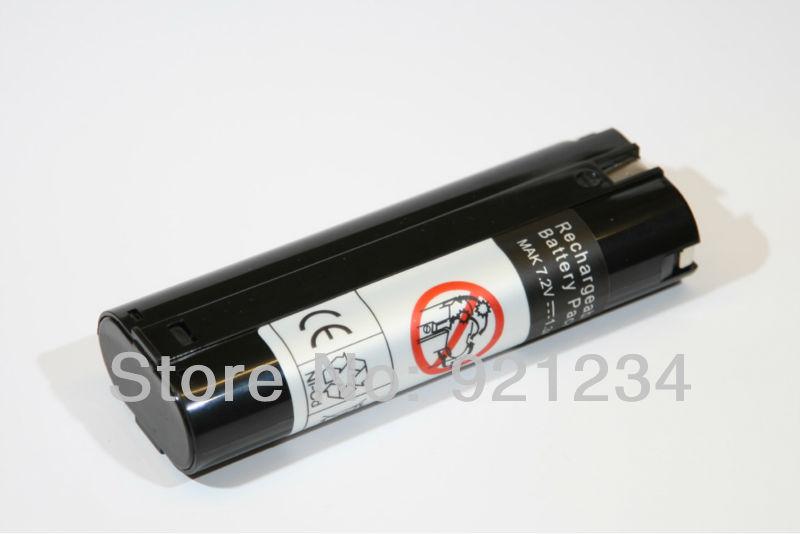 2PCS-Makita7000-7-2V-1-3ah-nickel-cadmium-cell-Electric-tool-battery