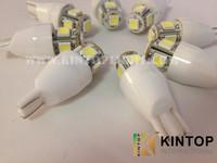 8x T15 5 SMD 5050 LED Bulb White