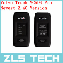 2013 Newest Volvo Truck Diagnostic Tool Volvo VCADS Pro 2.40 Version highest quality(China (Mainland))