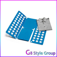 MIN ORDER $15, Iterated 2542 dawdler board folding clothes board adjustable folding clothes plate magic clothes folder