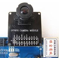 Development board OV7670 Camera Module + Pro Lens   X    1