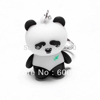 Free shipping 8G Chinese Black & White Panda USB Flash Pen Drive Memory Stick Thumb For PC 8494