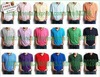 Free Shipping  Men's T Shirt  Crocodile pattern Active polo shirt many Colors 1Pc/Lot