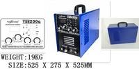 2015 TOSENSE contribution aluminum welder(tig/mma, 2t/4t, ac/dc, foot pedal)