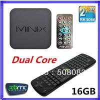 MINIX NEO X5 RK3066 Dual Core Cortex A9 Google Smart Android TV Box Wifi Bluetooth USB RJ45 HDMI XBMC + Measy RC11 Air Mouse
